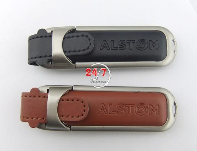 USB-07-2 USB 07 - quà tặng usb da