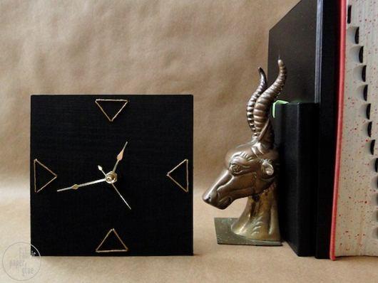 qua-tang-doi-tac-1 Chế đồng hồ lạ mắt bằng gỗ