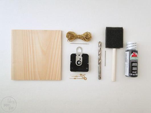 qua-tang-doi-tac-4 Chế đồng hồ lạ mắt bằng gỗ