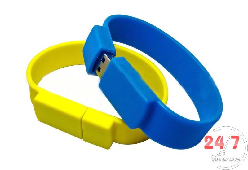 s USB 04 - usb vòng đeo tay silicon
