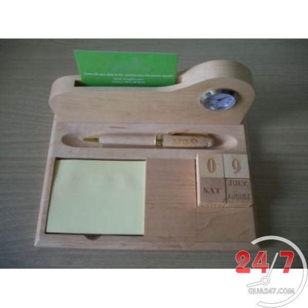 Lich-go-de-ban-10-1 Lịch gỗ để bàn 10