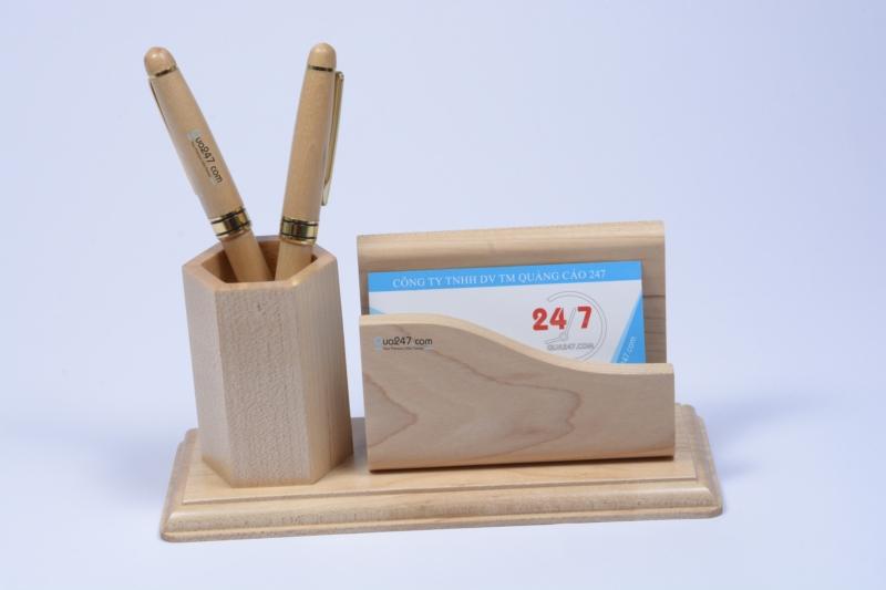 Lich-go-de-ban-11-31 Quà gỗ để bàn 11