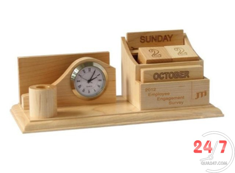 Lich-go-de-ban-12-1 Lịch gỗ để bàn 12