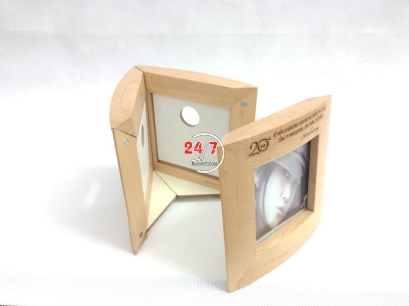 Ong-but-go-06-10 Ống bút gỗ khung hình 06