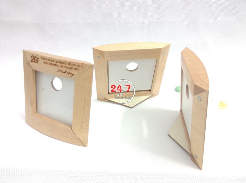 Ong-but-go-06-6 Ống bút gỗ khung hình 06