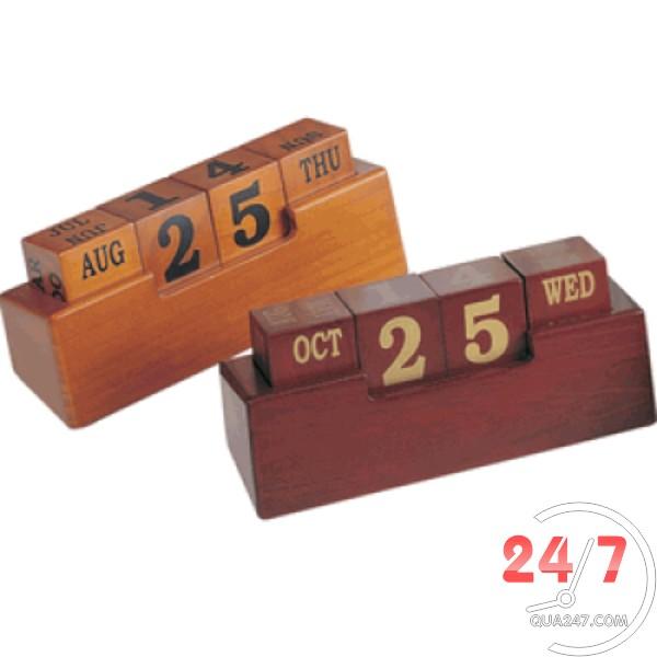 Qua-go-de-ban-02b Lịch gỗ để bàn 02