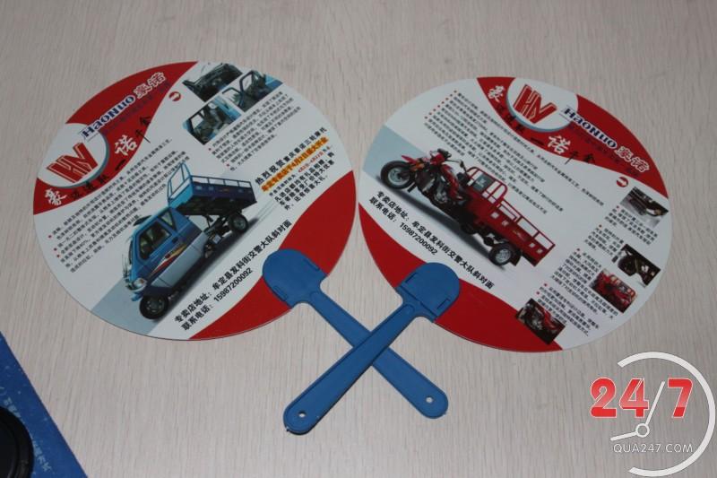 Quat-nhua-02a Quạt nhựa cầm tay in tên công ty mua ở đâu?