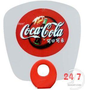Quat-nhua-06-284x300 Quà tặng quạt nhựa trong mùa nóng.