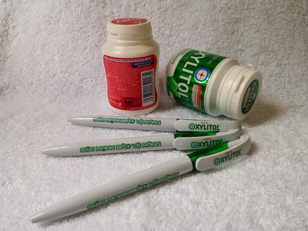 but-bi-xylitol-3 Hơn 80 ngàn cây bút bi Xylitol và nhiều quà tặng khác sẽ đến tay bạn