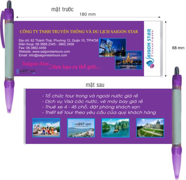 but_banner_quangcao Bút banner là gì? Sản xuất bút banner như thế nào?