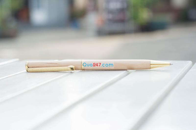 But-Go-03-5 Bút gỗ 03 - bút gỗ thân nhỏ