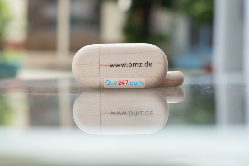 USB-05-2 USB 05 - USB gỗ