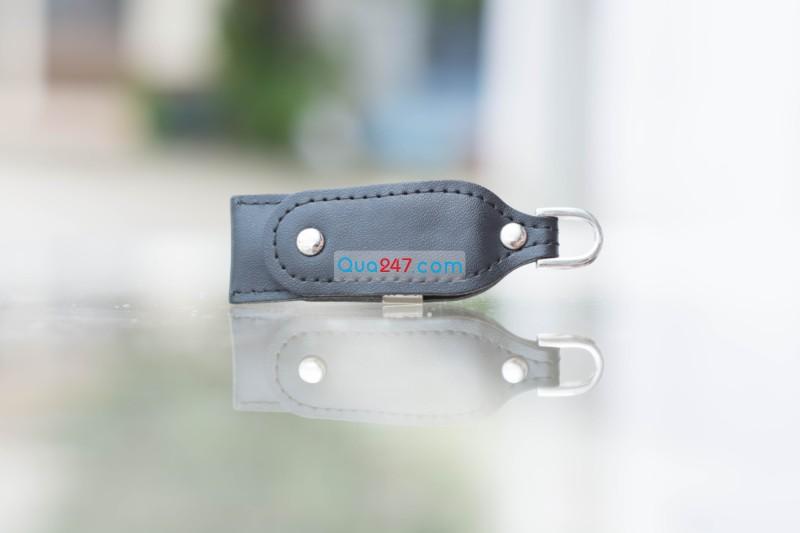 USB-22-3 USB 22 - usb vỏ da quảng cáo