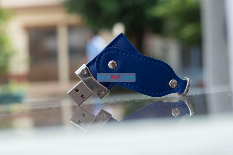 USB-22-9 USB 22 - usb vỏ da quảng cáo
