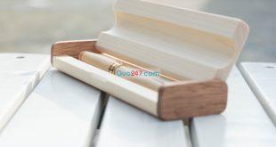 Hộp bút gỗ 06 – hộp nhỏ