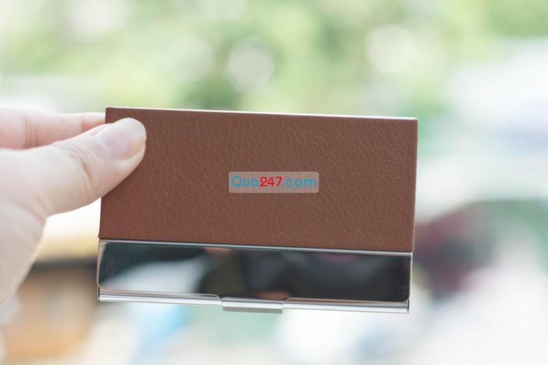 Namecard-02-3 Hộp Namecard da 02