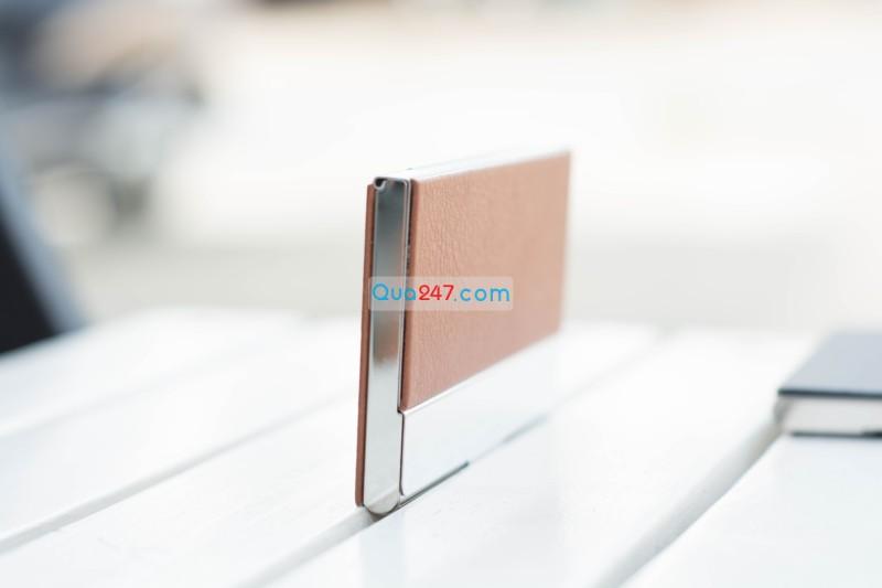 Namecard-02-8 Hộp Namecard da 02