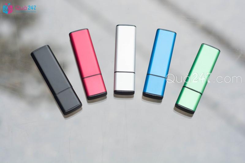 USB-08-17 USB 08 - usb quảng cáo với cấu tạo vỏ nhôm cao cấp