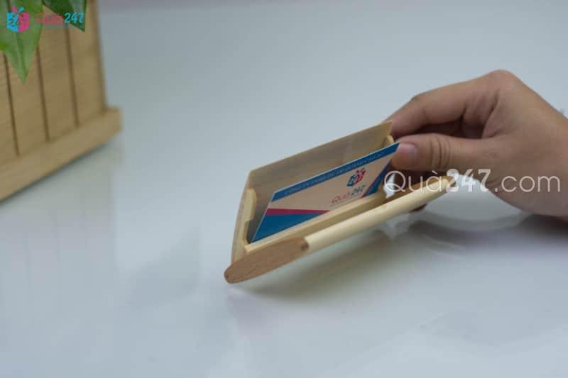 Namecard-Go-01-6 Hộp namecard gỗ 01