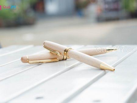 Bút gỗ – Hộp bút gỗ