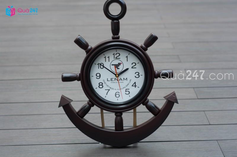 Dong-Ho-24-14-1 Top 5 mẫu đồng hồ treo tường có kiểu dáng độc đáo nhất tại Quà 247