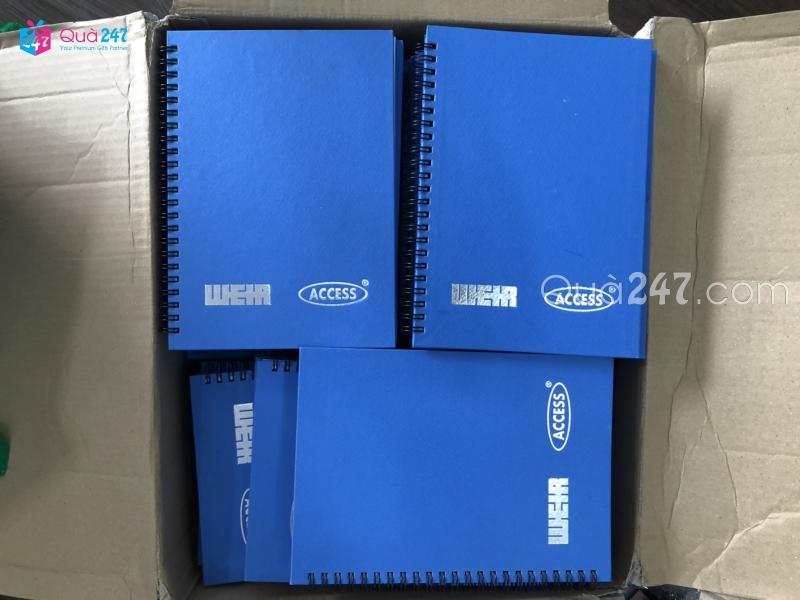 z1148333009047_2dc2cbbf588c04081d9e09a85bd6e168 Xưởng sản xuất sổ tay quảng cáo in ấn logo